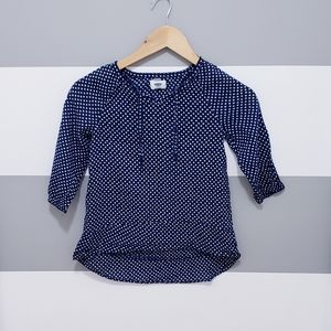 Old Navy High Low Top